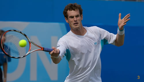 Andy Murray Backhand Tip